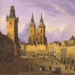Stržení mariánského sloupu: Mstili se rozzuření Pražané na nevinné soše?