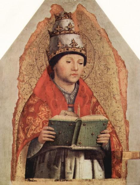 Řehoř I. Veliký se stává jedním z mála papežů, kteří se o desátky dělí s chudými.
