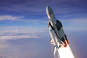 Buran: Takhle vypadal raketoplán se srpem a kladivem!