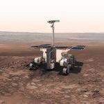 Polygon pro nehostinné podmínky: Kde se cvičí marsovské rovery?