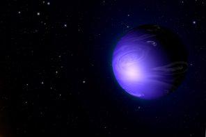 01 - Modrá planeta HD 189733 b