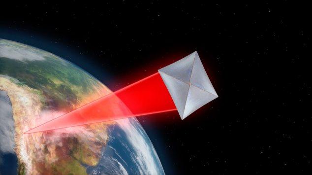 03 - Dle představ tvůrců by sonda měla být schopna dosáhnout pětiny rychlosti světla