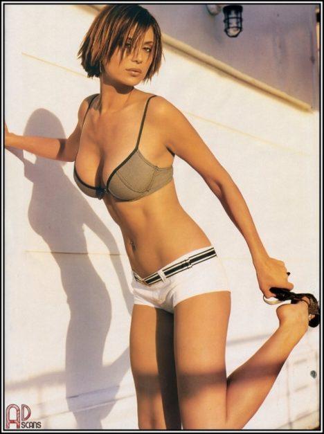 Foto: Body Double: Komu patří zadek Angeliny Jolie?