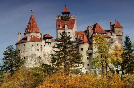 Foto: Poenari: Pravé sídlo hraběte Drákuly?