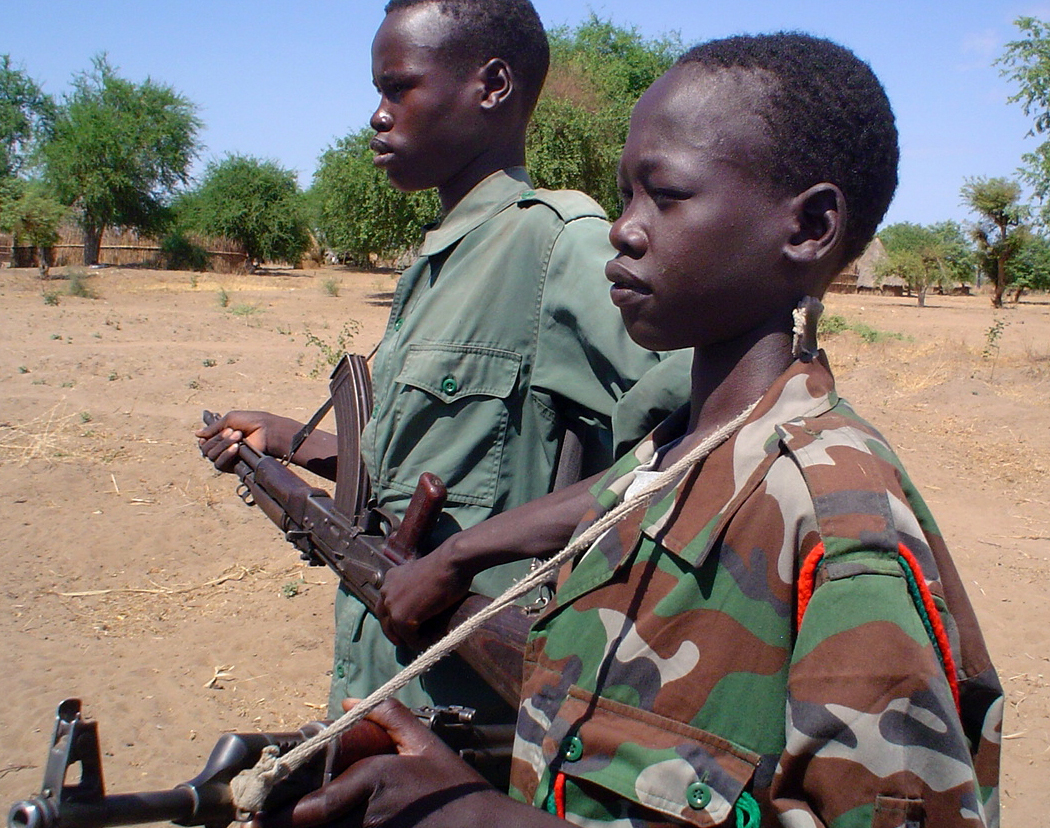COTE D'IVOIRE: Former child soldiers still at risk