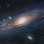 Jakou barvu má Mléčná dráha? Bílá to není!