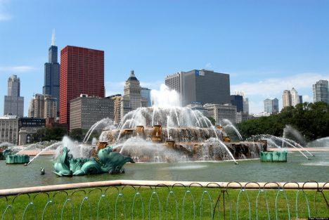 Foto: 7 nejunikátnějších fontán na světě