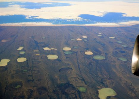 Foto: Tání permafrostu: Tikající bomba ze severu!