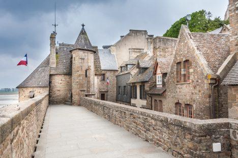 Foto: Mont-Saint-Michel: Magický klášter, který roste z písku a moře!
