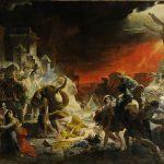 Zkáza Pompejí: Ryby boha nejspíš neuspokojily