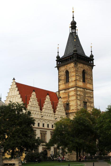 Foto: První pražská defenestrace: Tady k tomu došlo!