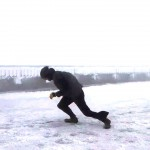 VIDEO: Vědec bojoval s vichřicí o rychlosti 160 kilometrů za hodinu!
