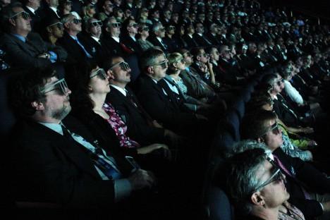 3D filmy se dodnes těší velké oblibě.