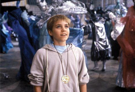 THE NEVERENDING STORY II: THE NEXT CHAPTER, Jonathan Brandis, 1990. (c) Warner Bros..