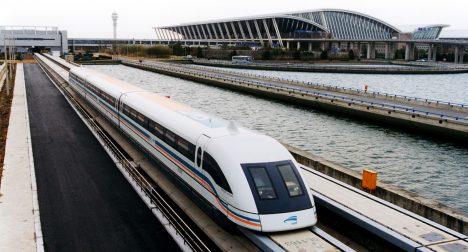 Foto: Jak se některé vlaky dokážou pohybovat rychlostí až 500 km/h?