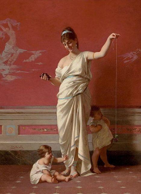 Foto: Manželství ve starém Římě: Považovali patricijové sňatek za neštěstí?