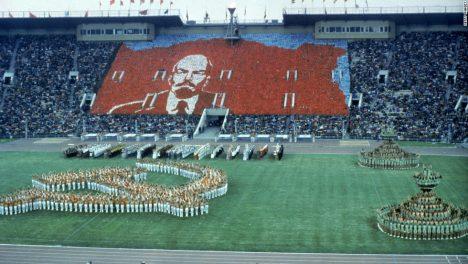 Foto: Moskevská olympiáda: Bojkot za invazi!