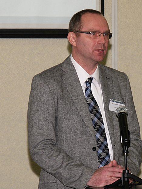 """2. """"Podstata systémů ITS spočívá v práci s daty a informacemi,"""" říká Dr. Martin Pichl, vedoucí Odboru ITS MD ČR."""