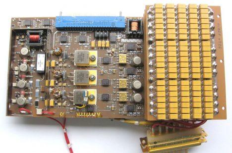 Laserová deska Curiosity je zčásti dílem společnosti AVX.