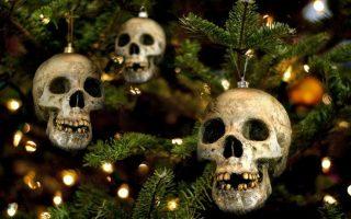 Je vánoční stromek posedlý?