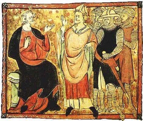 Jindřich II. Plantagenet vs. Thomas Becket: Vzájemné spory ukončila vražda v kostele
