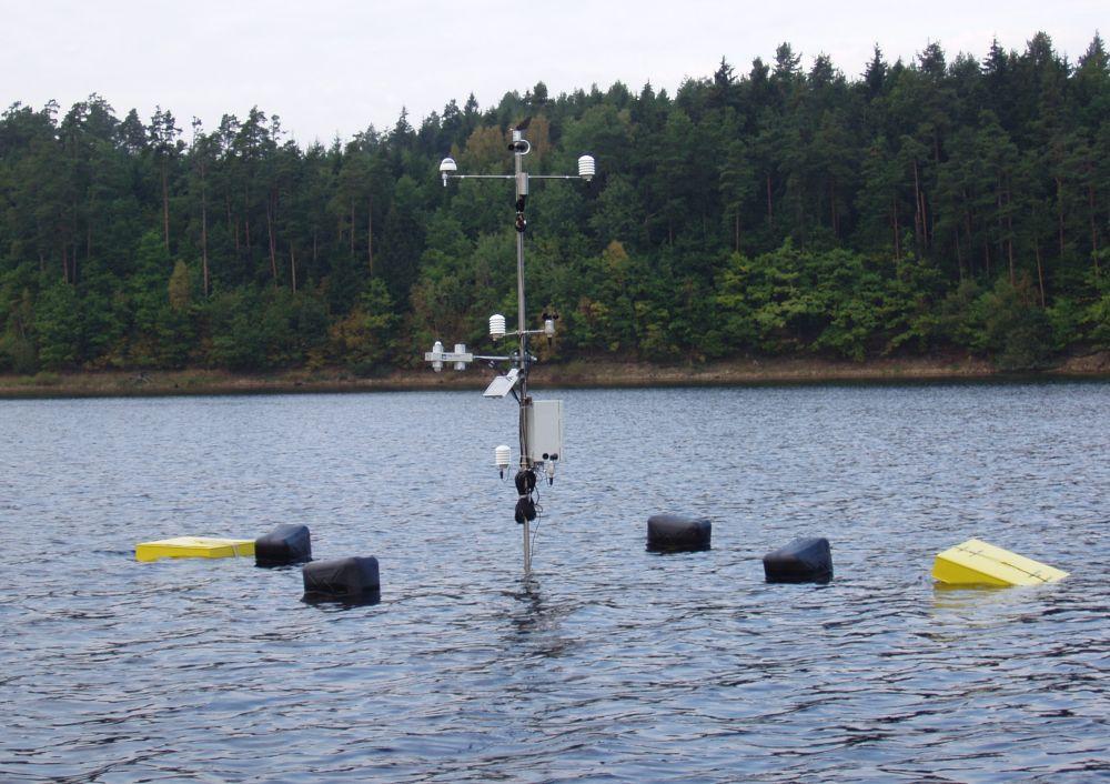 S globálním oteplováním planety jezera rychle ztrácejí kyslík