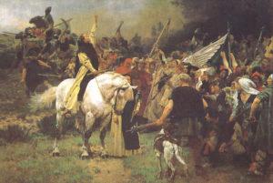Špatné označení bojovníků se nevyplácí: Proč sedláci nepoznali urozené rytíře?