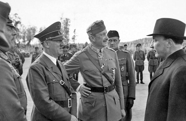 Nelehké pátrání po dědečkovi Adolfa Hitlera