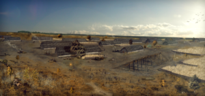 Sklizeň prvních zemědělců: Neolitické ženy se mužské práce nebály
