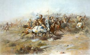 Jediné indiánské vítězství předznamenalo jejich konec