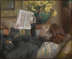 Volný čas v 19. století: Ženy mají povolenu jedině četbu