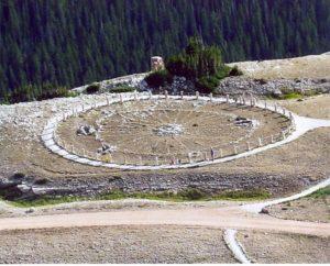Bighorn Medicine Wheel: Místo v horách milují Indiáni i turisté