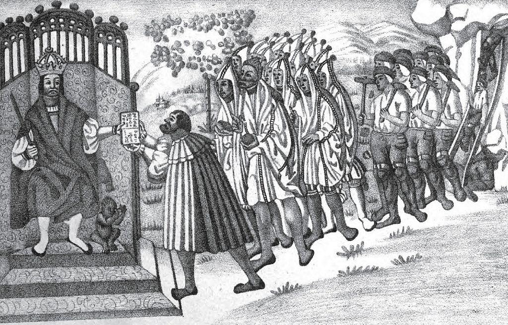 Václav II. & kutnohorské stříbro: Připravil král mnichy o poklad?