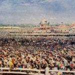 Při lidové veselici pořádané carem Mikulášem II. dav ušlapal 1389 lidí