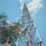 Konstantynow: Co stálo za pádem nejvyššího rozhlasového vysílače na světě?
