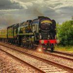 Zřejmě nejdrzejší přepadení vlaku v historii zlodějům štěstí nakonec nepřineslo