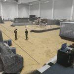 Využití virtuální reality pro plánování a simulaci vojenských misí