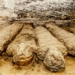 Mumie zoázy Bahariya: Leží na nich temná kletba?