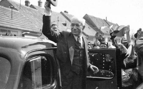 Foto: Zapomenutá historie: Zpackaný atentát na Edvarda Beneše!