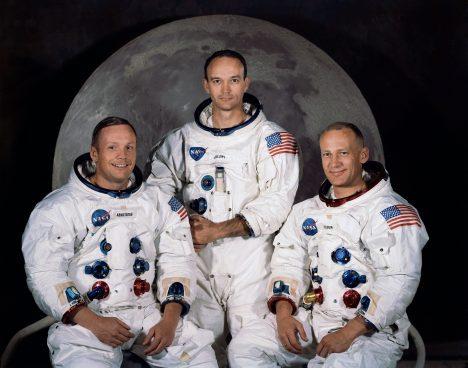 Foto: Když zapracuje nervozita aneb kterak se první muž na Měsíci přeřekl!
