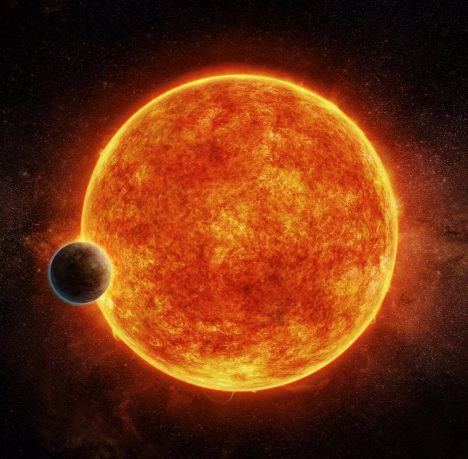 Foto: Nově objevená extrasolární planeta by mohla být nejlepším kandidátem pro hledání známek života