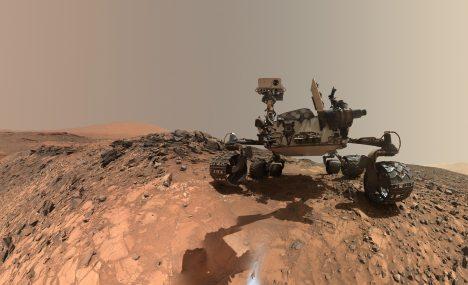 Foto: Tomu neuvěříte: Kterak Mars zničil své děti!