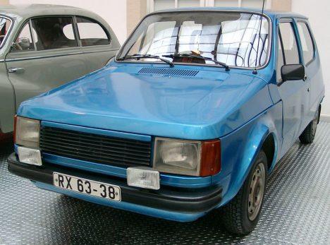 Foto: Bavlna, pryskyřice, duroplast a randál: To byl Trabant!