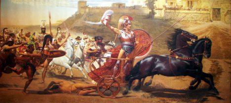 Foto: Mýty vs. realita: Zničili Tróju skutečně Řekové?