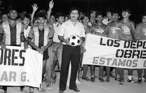 Foto: Vzlety a pády Pabla Escobara: Kokainový král končí jako štvaná zvěř!