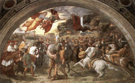 Foto: Útok Vandalů: Mohla za vyplenění Říma žena?