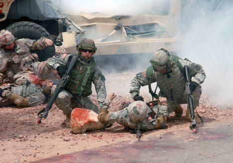 Foto: Válečné trauma je jako virus, který se dostane do hlavy a jen tak z ní nezmizí!