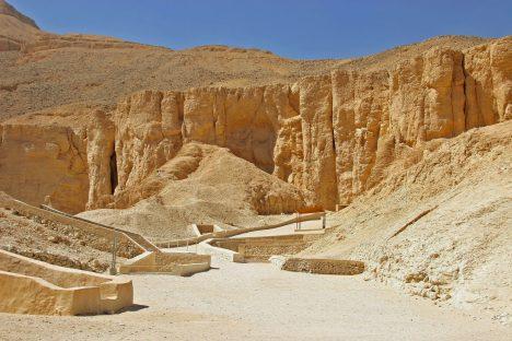 Foto: Objev Tutanchamonovy hrobky: Všichni Cartera pokládali za blázna