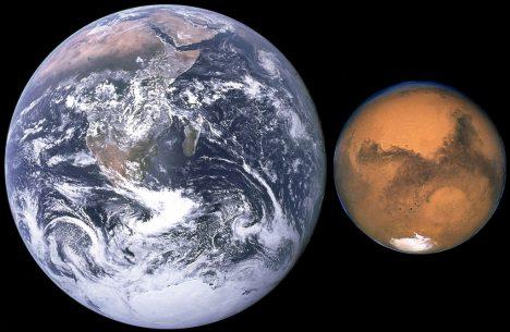 Foto: Gigant mezi kaňony: Byť je na malé planetě, ty pozemské strčí do kapsy!