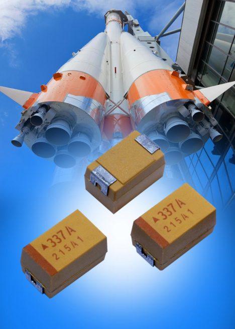 Kapacitory od AVX se používají v raketách ESA.